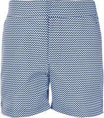frescobol carioca copacabana swim shorts - blue