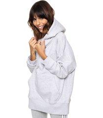buzo  gris  adidas originals  hoodie