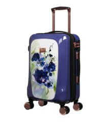 """it girl 22"""" gleaming hardside expandable spinner suitcase"""