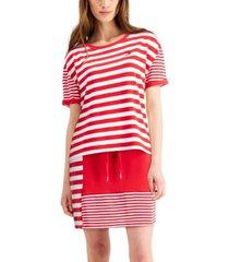 tommy hilfiger sport striped t-shirt