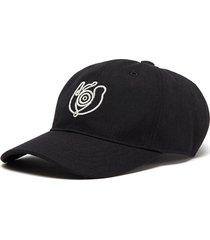 eye/loewe/nature monogram embroidered cap