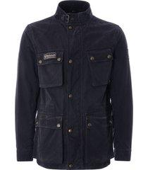 belstaff fieldmaster vintage jacket | black | 71050564-9000