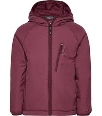 frost light weight jacket gevoerd jack rood isbjörn of sweden