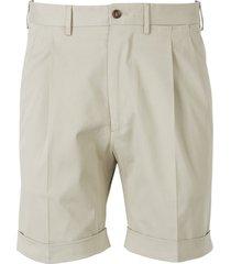 classic fit bermuda shorts