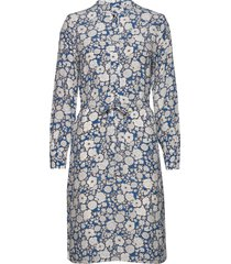 2902-3679 knälång klänning blå park lane