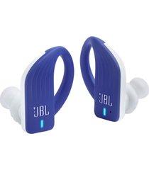 audifonos deportivos impermeables jbl endurance peak ipx7 azul