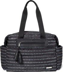 bolsa maternidade skip hop - coleção riverside ultra light satchel