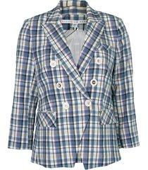 blue empire dickey jacket