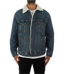79129-0004 denim jacket