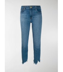 j brand ruby cropped jeans