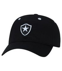 boné aba curva do botafogo new era 920 - strapback - adulto