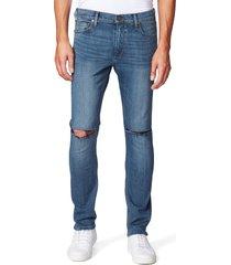 men's paige lennox ripped slim fit jeans