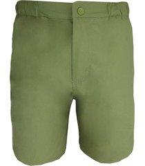 short de baño verde eyelit 819