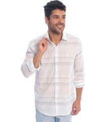 camisa aleatory bata masculina