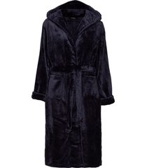 decoy long robe w/hood morgonrock blå decoy