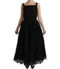 lace a-line geplooide jurk jurk