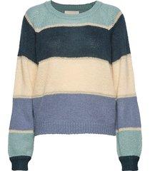 lana jumper gebreide trui blauw lollys laundry