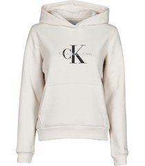 sweater calvin klein jeans reflective monogram hoodie