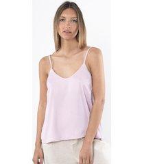 blusa rosa symmetria sacante