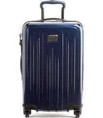 tumi v4 collection 22-inch international expandable spinner carry-on -