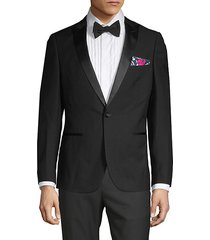 slim fit tuxedo dinner jacket
