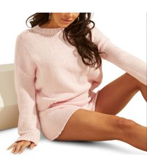 guess cotton crop sweater