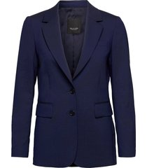 1101 new - ginette blazers business blazers blå sand