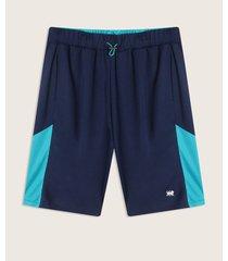 pantaloneta azul patprimo