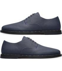 camper twins, scarpe formali uomo, blu , misura 46 (eu), k100541-002