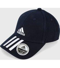 gorra azul-blanco adidas performance