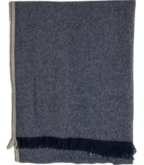 brunello cucinelli cashmere fringed scarf