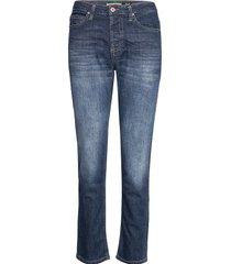 girlfriend oslo raka jeans blå please jeans