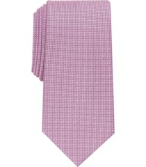 club room men's classic neat dot tie, created for macy's