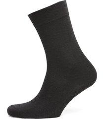 dry cotton lingerie socks regular socks svart hudson