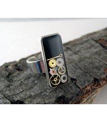 mechaniczny pierścionek 308