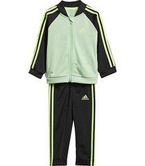trainingspak adidas 3-stripes tricot trainingspak