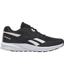 zapatilla negra reebok runner 4.0