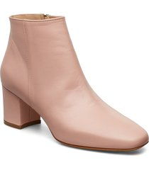 h ymoon shoes boots ankle boots ankle boot - heel rosa jennie-ellen