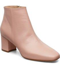 h ymoon shoes boots ankle boots ankle boot - heel rosa jennie-ellen