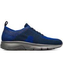 camper drift, sneaker uomo, blu/grigio, misura 46 (eu), k100288-007