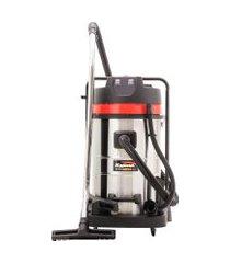 aspirador de pó e líquido kajima a80vx 80 litros 2800w 220v