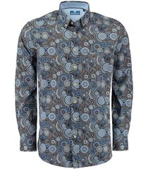 overhemd circle donkerblauw