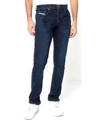 true rise regular fit jeans stretch