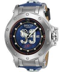 reloj invicta modelo 25321_out negro, blanco, azul oscuro hombre