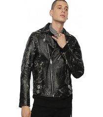 chaqueta l krampis a jacket negro diesel