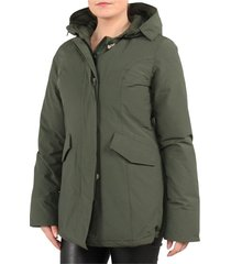2 pocket parka