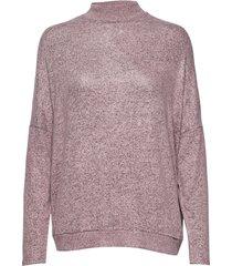 sc-biara stickad tröja rosa soyaconcept