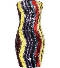 abito elegante a fascia (rosso) - bodyflirt boutique