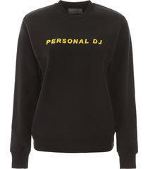 kirin personal dj sweatshirt