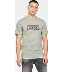 box logo embro gr t-shirt